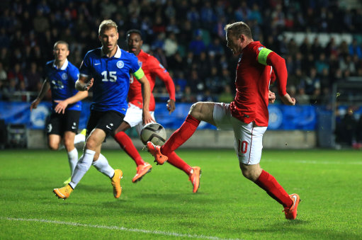Soccer - UEFA Euro 2016 - Qualifying - Group E - Estonia v England - A. Le Coq Arena