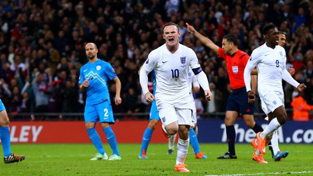 England v Slovenia - EURO 2016 Qualifier