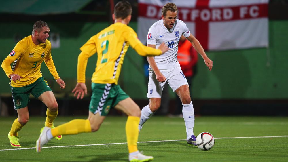 Lithuania v England - UEFA EURO 2016 Qualifier
