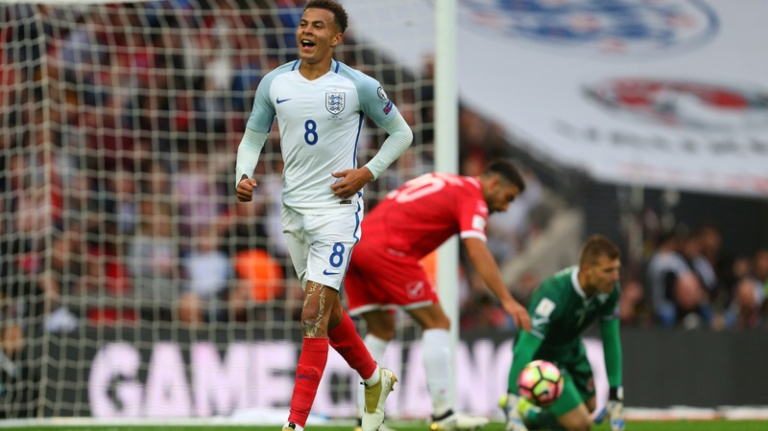 England v Malta - FIFA 2018 World Cup Qualifier