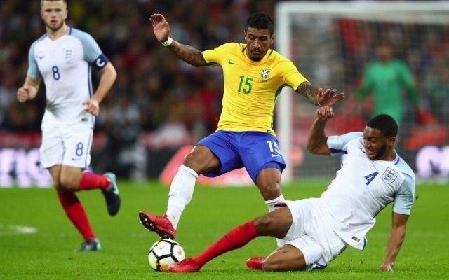 Joe-Gomez-tackles-Paulinho-during-England-0-0-Brazil-640x400