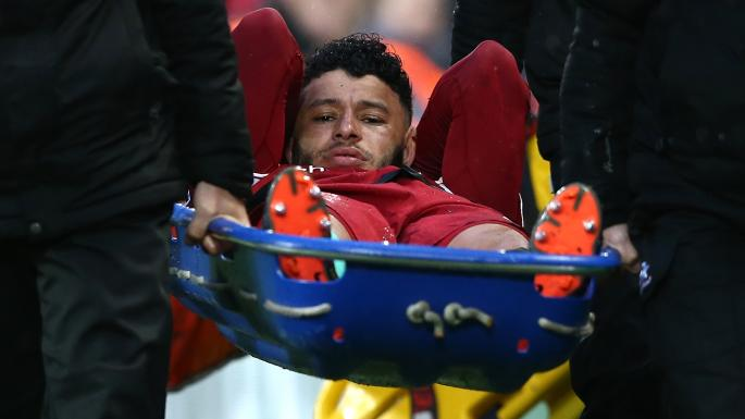 ox injury