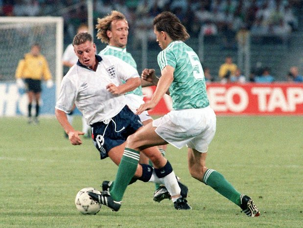gazza germany
